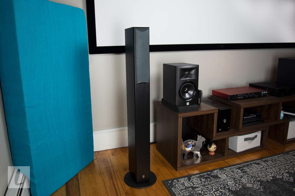 Yamaha NS-F210BL 2-Way Bass-Reflex Floor standing Speaker Review