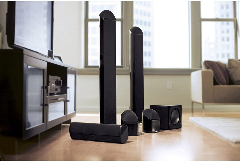 Slim Floor Standing Speakers