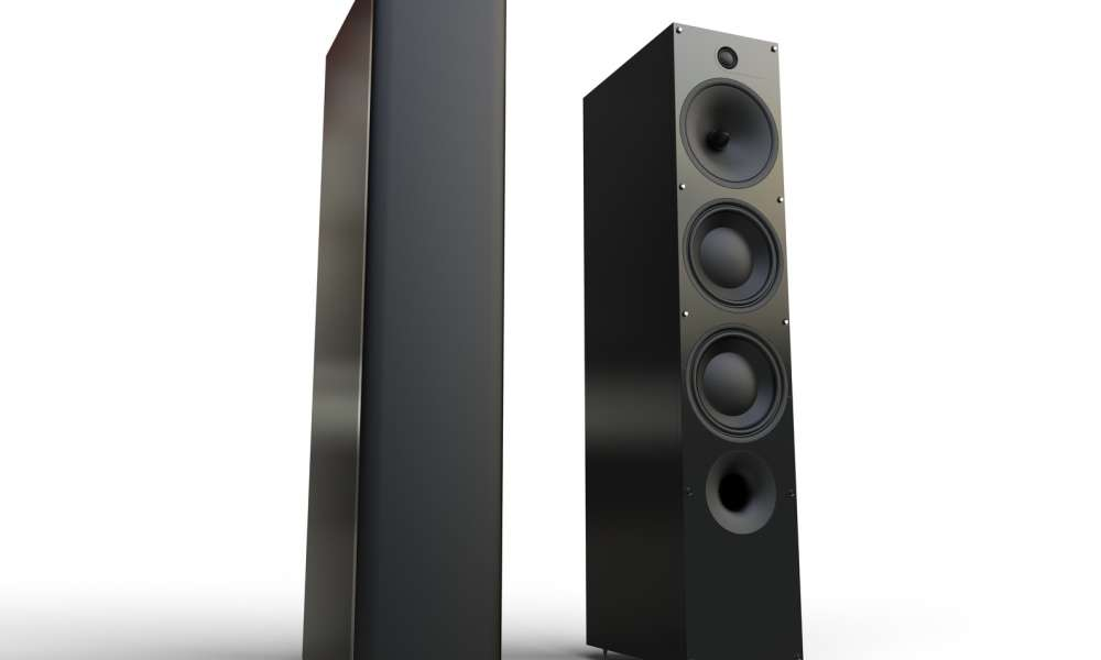 Polk Audio T50 Home Theater and Music Floor Standing Tower Speaker Review